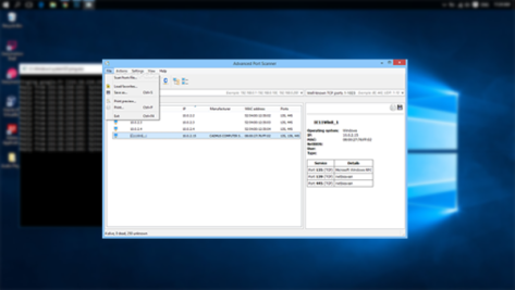 اليك افضل برنامج للكشف عن المنافذ المفتوحة في جهازك لتفادي الاختراق ومنع اي تجسس على حاسوبك