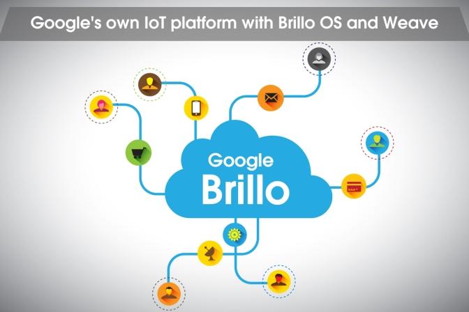 """أكتشف ما هو نظام التشغيل """"بريلو"""" Brillo من جوجل"""